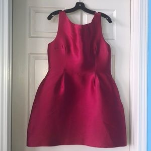 Kate Spade ♠️ Pink Flirty back mini dress